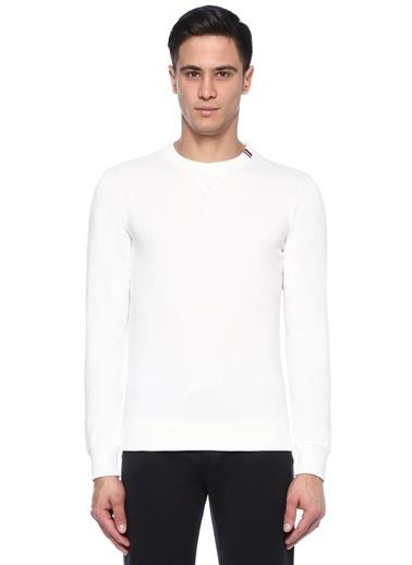 Eleventy Sweatshirt Beyaz